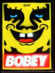 'Bobey' Canvas